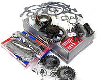 Ремкомплект ГРМ Газель 72/92 двигатель 405, 406, 409 полный Euro-4 (ИДЕАЛЬНАЯ-ФАЗА) (Прогресс)