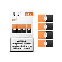 Картриджи JUUL Pods Mango 5% (hub-vewf321)