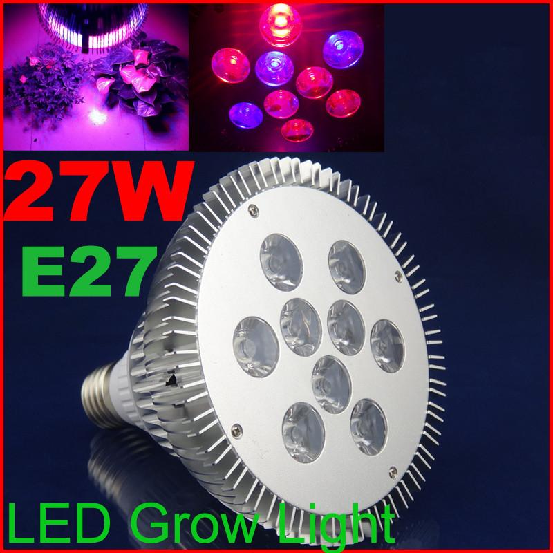 Светодиодная фитолампа Espada Fito E27-60-12W 220-240V