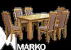 Обеденный комплект: стол Классик и стулья Марек 1 Марко™, фото 2