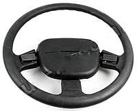 Колесо рулевое (руль) УАЗ 452, 469 (31512) (на 3 спицы-люкс) (Ульяновск)