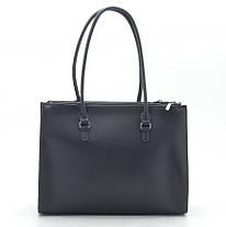 Женска сумка David Jones 29 x 38 x 15 см Черный (djcm3922t/1), фото 2