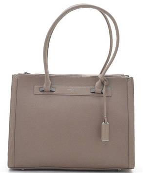 Женска сумка David Jones 29 x 38 x 15 см Беж (djcm3922t/2), фото 2