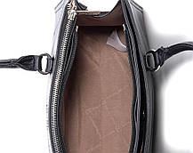 Женска сумка David Jones 28 x 32 x 10 см Черный (djcm5030/1), фото 3