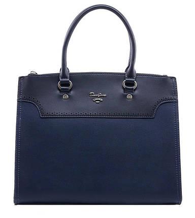 Женска сумка David Jones 28 x 32 x 10 см Синий (djcm5030/2), фото 2