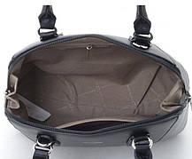 Женска сумка David Jones 26 x 33 x 13 см Черный (dj5709-3t/1), фото 3