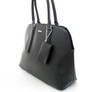 Женска сумка David Jones 27 x 43 x 13 см Черный (dj6104-1/1), фото 2