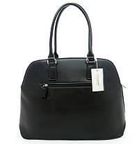 Женска сумка David Jones 27 x 43 x 13 см Черный (dj6104-1/1), фото 3