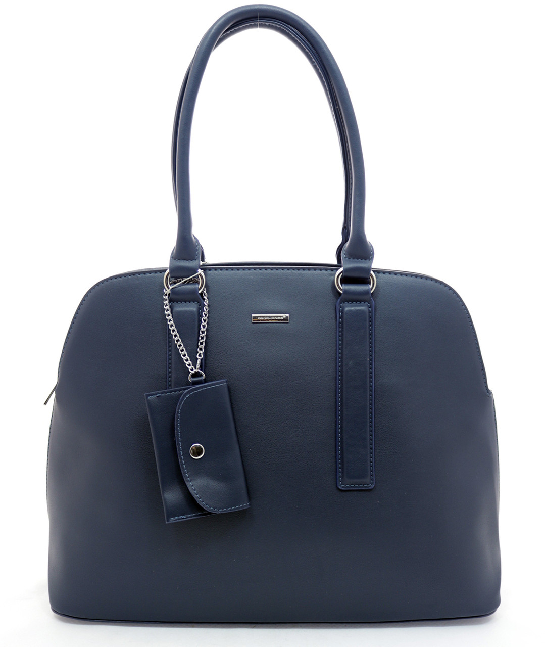 Женска сумка David Jones 27 x 43 x 13 см Синий (dj6104-1/2)