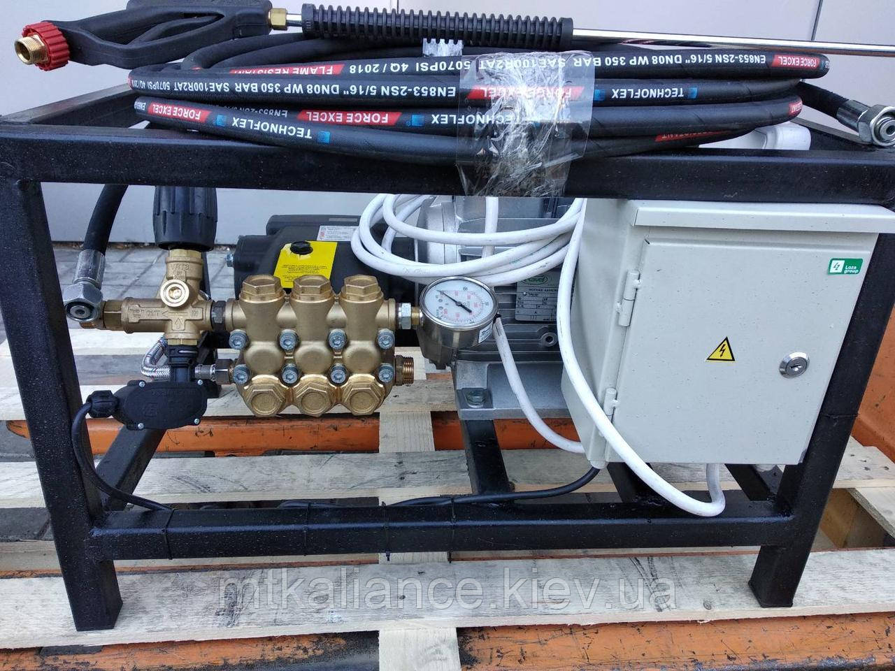 Апарат високого тиску Alliance NMT 21/20 -200бар/1260 ч. л.(стаціонар)