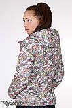 Демисезонная двухсторонняя куртка для беременных Floyd OW-25.021, размер S, фото 7