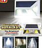 Уличный Светодиодный Светильник ATOMIC Beam SunBlast На Солнечной Батарее С Датчиком Движения, фото 3
