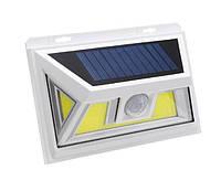 Уличный Светодиодный Светильник ATOMIC Beam SunBlast На Солнечной Батарее С Датчиком Движения, фото 1
