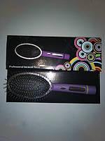 Расческа вибрационная с эффектом массажа Magnet Vibration Massage Comb