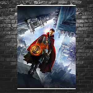 """Постер """"Доктор Стрэндж в Зеркальном Измерении"""", Doctor Strange, Камбербэтч. Размер 60x42см (A2). Глянцевая бумага"""