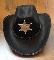 Шляпа  Шерифа, полицейского, фото 1