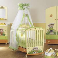 Балдахин на детскую кроватку, сборка и установка держателя для балдахина.