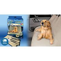 Подстилка для собак в машину Pet Zoom.Подстилка для животных универсальная