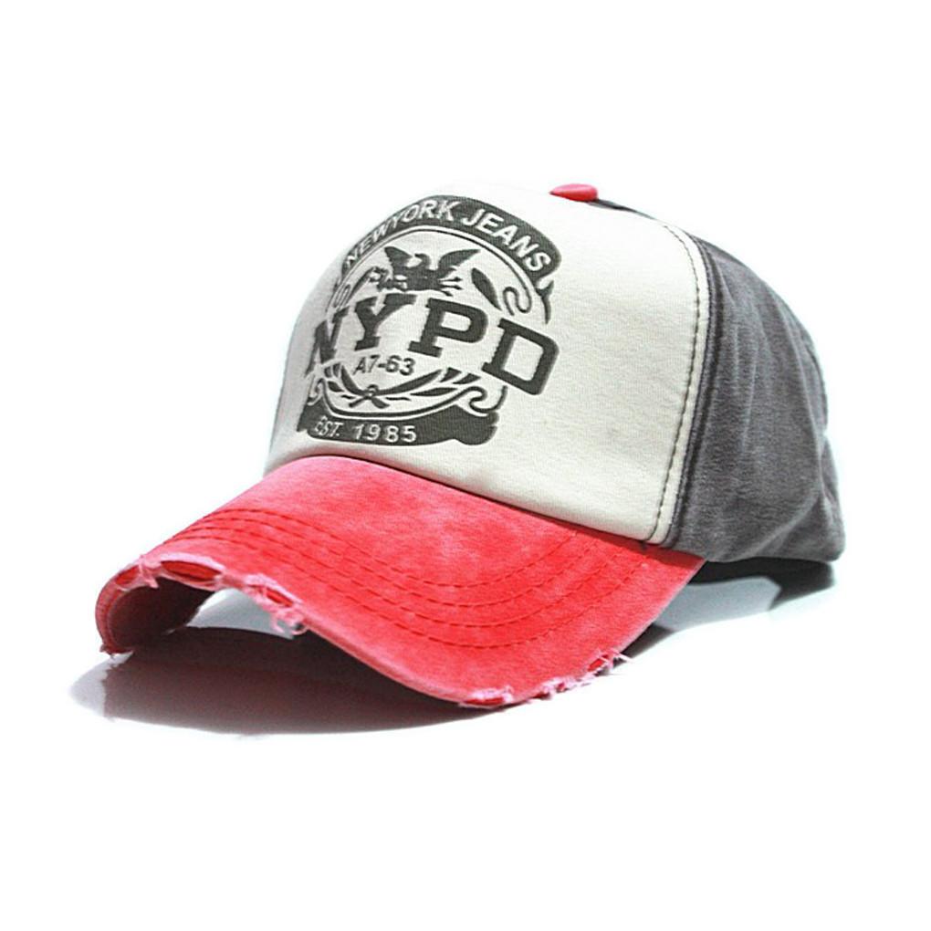 Кепка бейсболка New York Police Department (NYPD), Унисекс