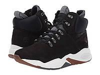 Кроссовки/Кеды Timberland Delphiville High Top Sneaker Black Nubuck