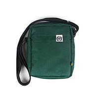 Сумка через плечо White Sand Messenger Bag Dark Green