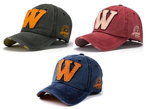 Кепка бейсболка W, Унисекс