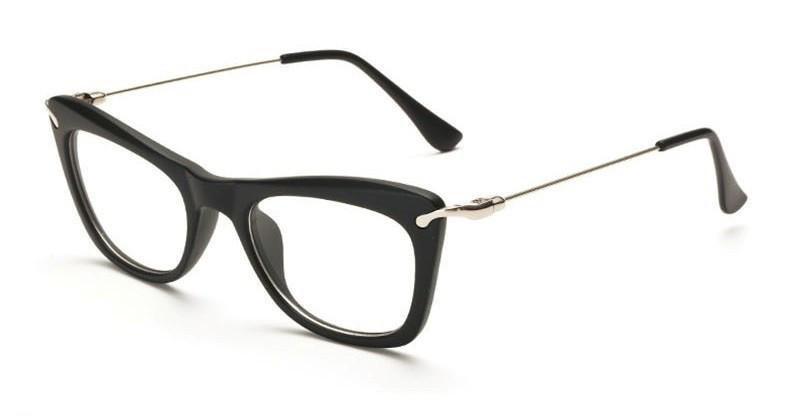 Имиджевые очки кошка фигурные