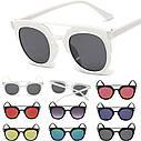 Солнцезащитные очки  фигурные двойная переносица, фото 2
