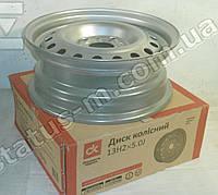 Диск колесный ВАЗ 2101, 2102, 2103, 2104, 2105, 2106, 2107 металик (в упак.) (ДК)