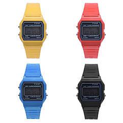 Силиконовые наручные часы, Унисекс