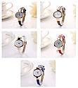 Женские наручные часы, Красный, фото 2