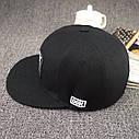 Кепка снепбек DGK с прямым козырьком, Унисекс, фото 2