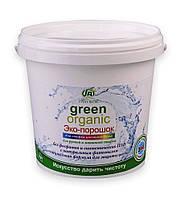 Эко-порошок для стирки цветного белья, Грин виза, 1 кг