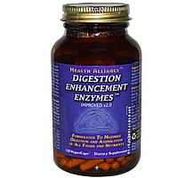 Пищеварительные ферменты (энзимы) HealthForce Nutritionals 120 капсул