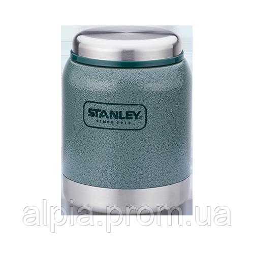 Термос пищевой Stanley Adventure 0.41 л зеленый