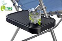 Столик пластиковый 30х20 см Halden