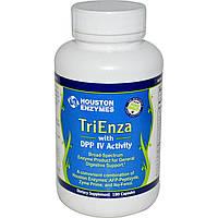 Пищеварительные ферменты (энзимы) Houston Enzymes 180 капсул