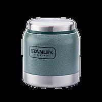 Термос пищевой Stanley Adventure 0.295 л зеленый