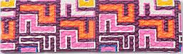 Визитница «Ералаш» фиолетовый