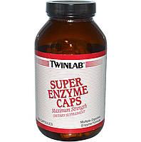 Пищеварительные ферменты (энзимы) Twinlab 200 капсул