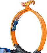 Трек Хот ВилсАвтовоз с петлей Hot Wheels Stunt n' Go Track Set, фото 2