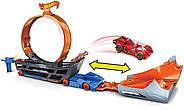 Трек Хот ВилсАвтовоз с петлей Hot Wheels Stunt n' Go Track Set, фото 6