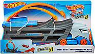 Трек Хот ВилсАвтовоз с петлей Hot Wheels Stunt n' Go Track Set, фото 7