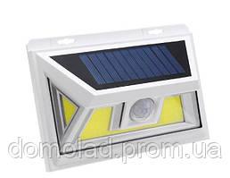 Уличный Светодиодный Светильник ATOMIC Beam SunBlast На Солнечной Батарее С Датчиком Движения