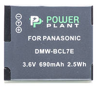 Aккумулятор PowerPlant Panasonic DMW-BCL7E