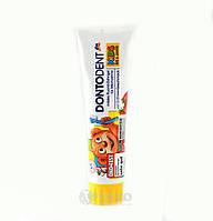 Dontodent kids junior зубна паста для молочних зубів від 6 років 100мл