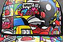 Кепка тракер Рисунок с сеточкой, Унисекс, фото 7