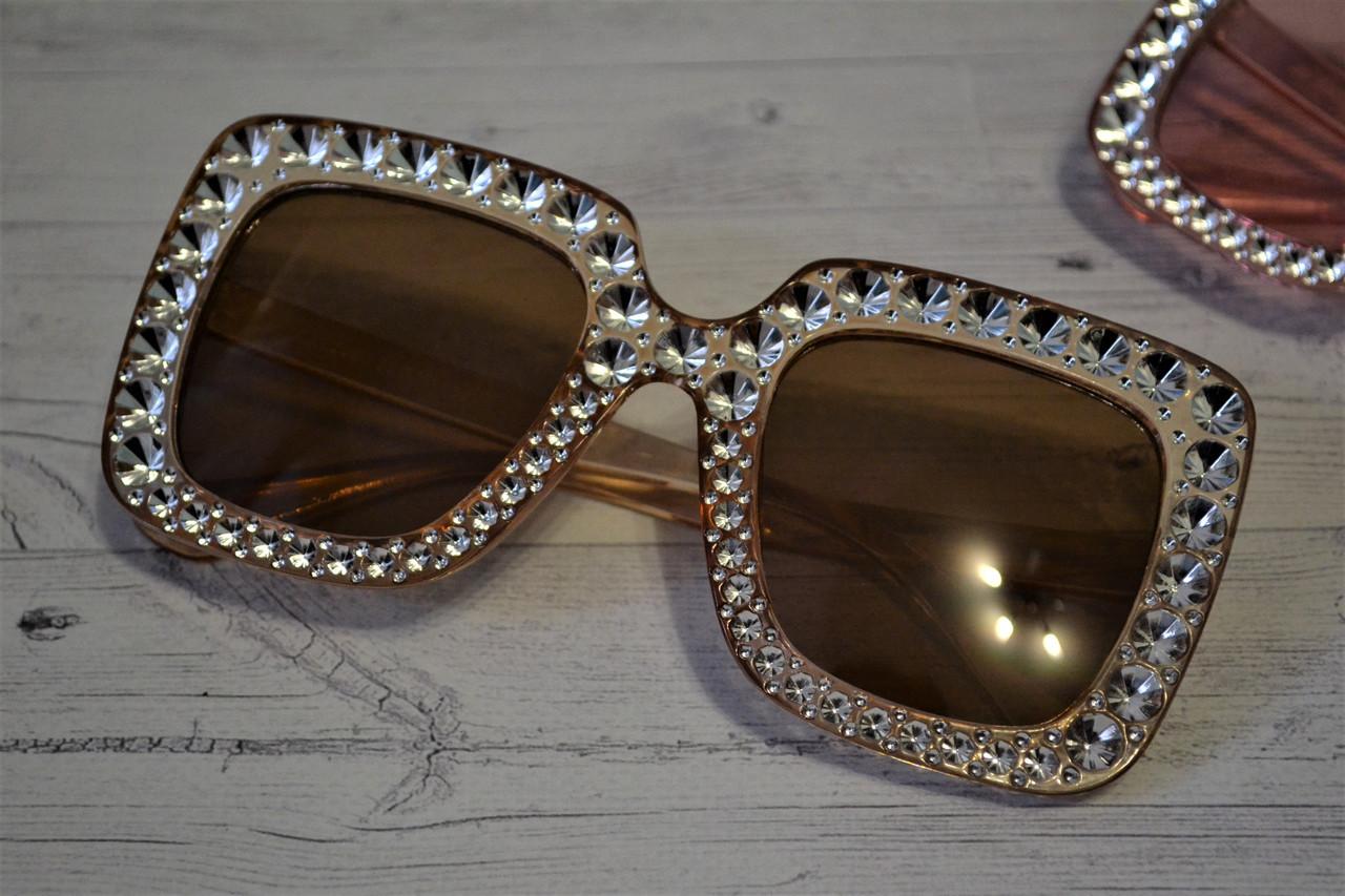 "Солнцезащитные очки в стиле Гуччи ""Gucci"""