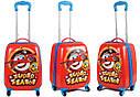 Детский дорожный чемодан 28л с рисунком, фото 2