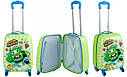 Детский дорожный чемодан 28л с рисунком, фото 5
